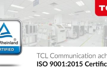 tcl ISO 9001-2015 TL 9000