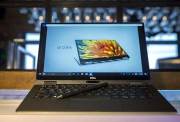 dell xps 13 2-in-1 ifa 2018
