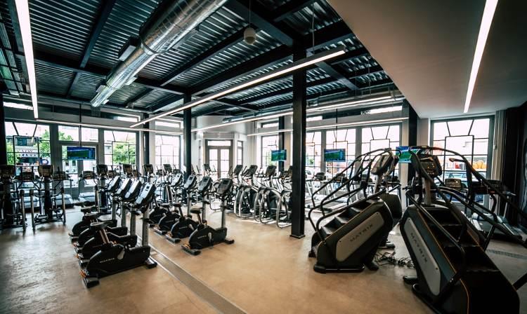 Τα γυμναστήρια ICON Fitness επιλέγουν λύσεις LG  364ca7533b4