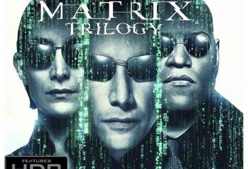 Matrix Trilogy Dolby Vision