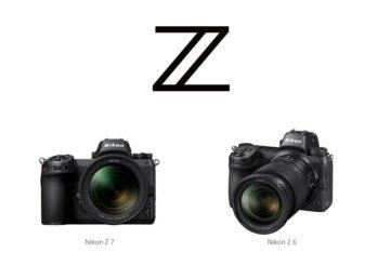 nikon-z7 nikon-z6 Z full-frame mirrorless system