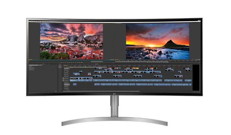 38WK95C-W review Κυρτό 21:9 UltraWide monitor