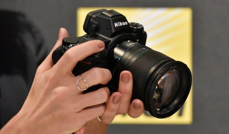 Η nikon στη photokina 2018 - FX format, Z mount full frame mirrorless