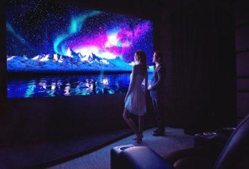 "Samsung ""The Wall"" στο Monaco Yacht Show"