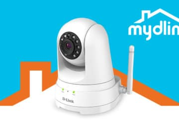 mydlink cloud recording