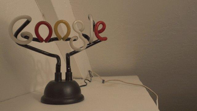 original google neon 1998