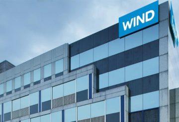 WIND Ελλάς, κτήριο εξωτερικά