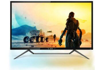 "Philips Momentum 436M6VBPAB, 43"" DisplayHDR 1000 gaming monitor, review"