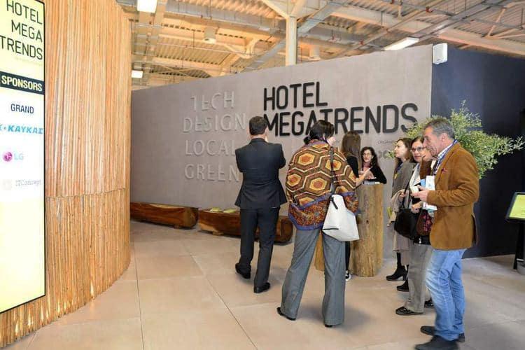 Η LG Grand Sponsor στο Hotel Megatrends – XENIA 2018