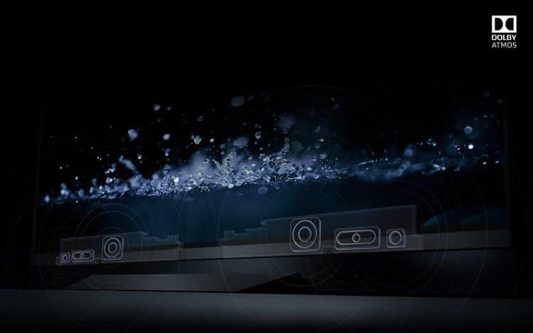LG OLEDE8 Dolby Atmos