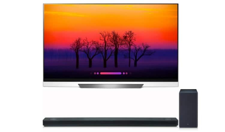 LG OLED65E8 review + SK10Y review