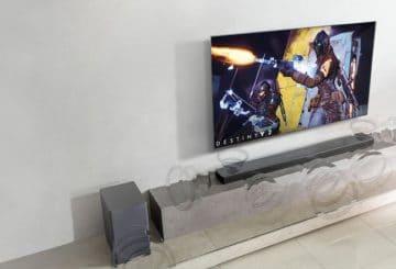 LG Sound bars και εμπειρία gaming