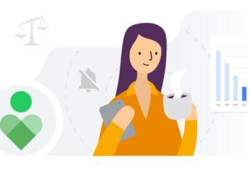 Ψηφιακή ευημερία Google