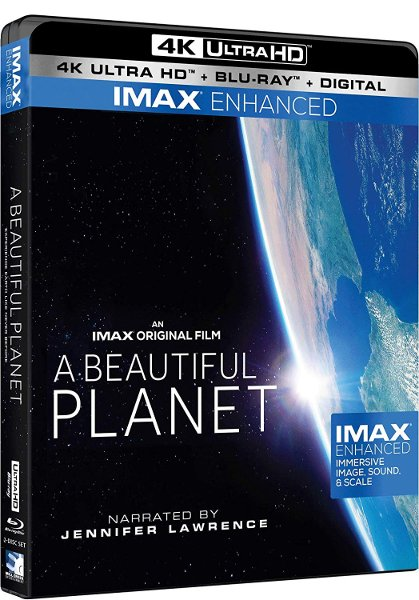 imax enhanced a beautiful planet bd