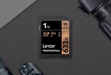 Lexar 1TB SDXC Card: H παγκοσμίως πρώτη