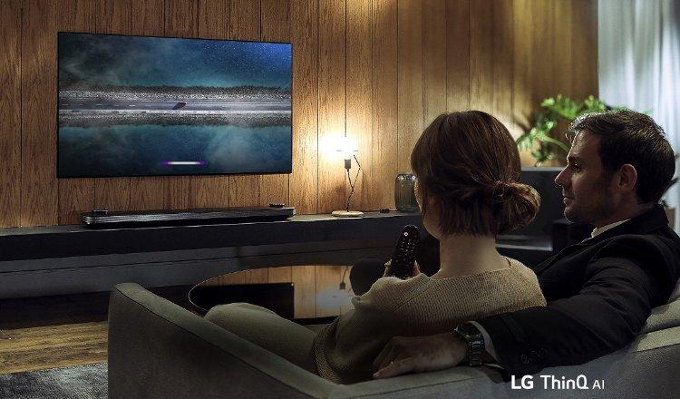 LG: 8K OLED TV και 8Κ LCD TV για το 2019 - NanoCell TV
