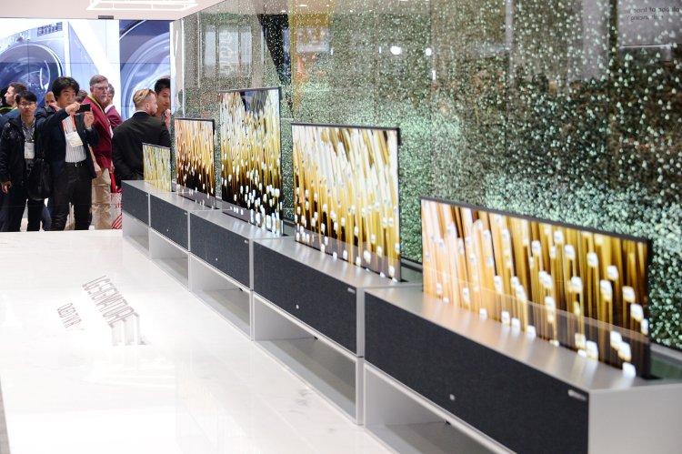 LG OLED R CES 2019