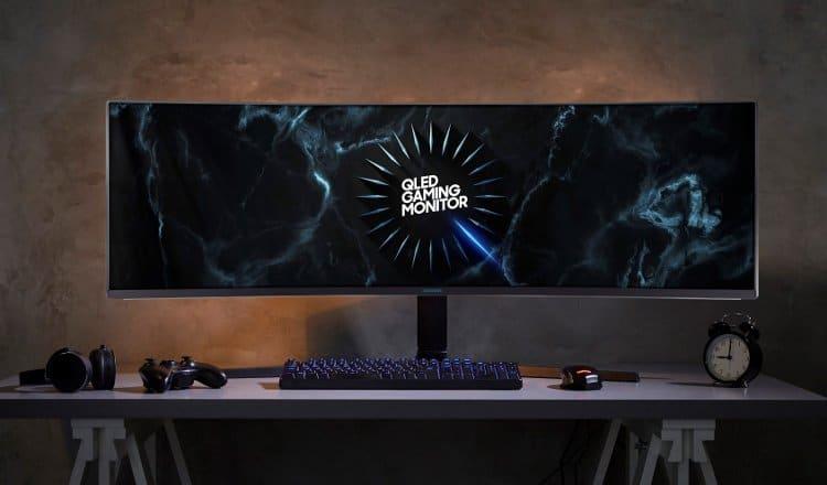 Samsung CRG9 Super Ultra-Wide monitor