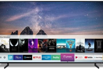 Samsung TV με iTunes Movies και Apple AirPlay 2