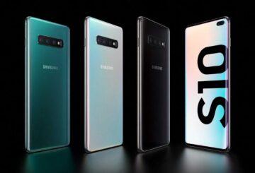 Galaxy S10 x4: Τέσσερις συσκευές