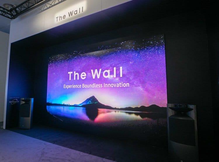 Ψηφιακή Σήμανση 8Κ από τη Samsung στην ISE 2019