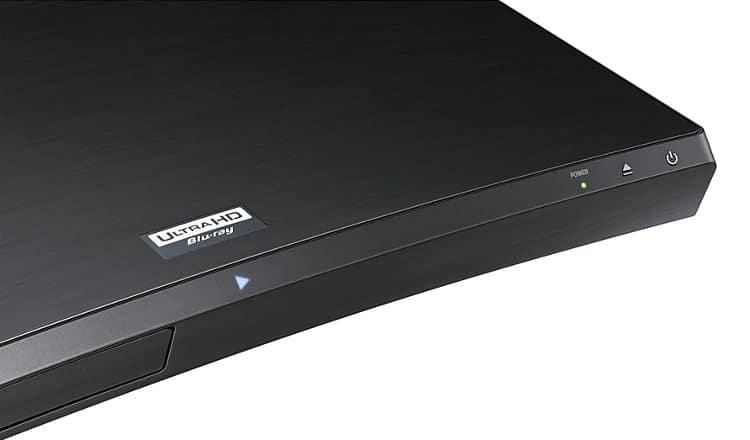 Η Samsung σταματά τα 4Κ Blu-ray player