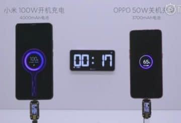 Xiaomi 100W Super Charge Turbo 4000mah 17'