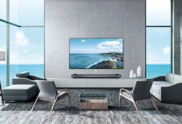 lg OLED Wallpaper Hotel TV WU960H