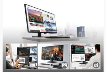 LG monitor για πολύωρη εργασία