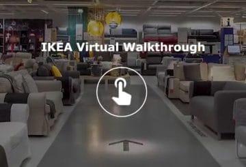 ΙΚΕΑ Virtual Walkthrough