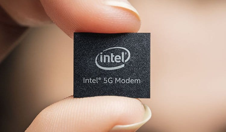 H Intel εξέρχεται της 5G smartphone modem business