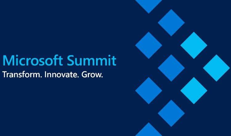 Microsoft Summit Greece 2019: Transform. Innovate. Grow.