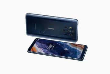 pureview 9 Android Enterprise Recommended smartphones-2019