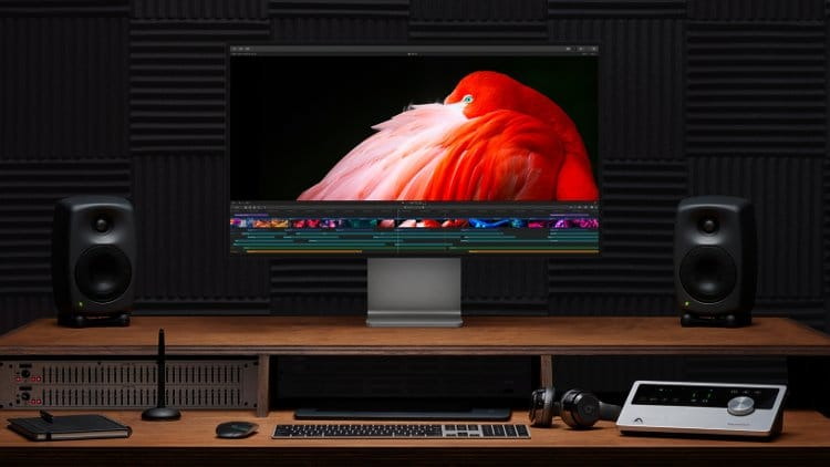 Apple Pro Display XDR, Mac Pro, workflow