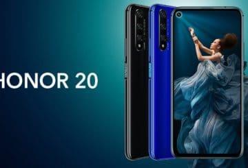 Νέες τεχνολογίες σε smartphone από την Honor