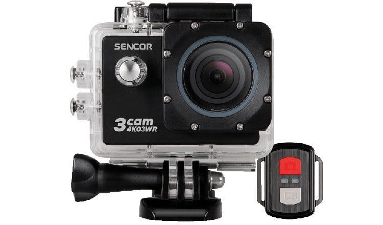 SENCOR 3CAM 4K03WR action cam