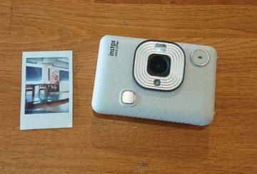 Fujifilm Instax LiPlay: Φωτογραφίες με ήχο!