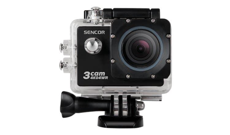 sencor 3cam 4K04WR action cam