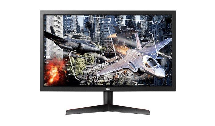 lg 24gl600f ultragear gaming monitor ips