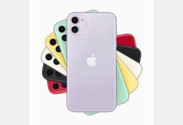 χρώματα iphone 11