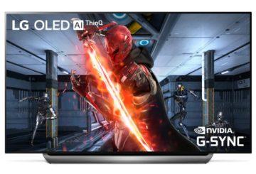 LG OLED TV 2019 με G-Sync