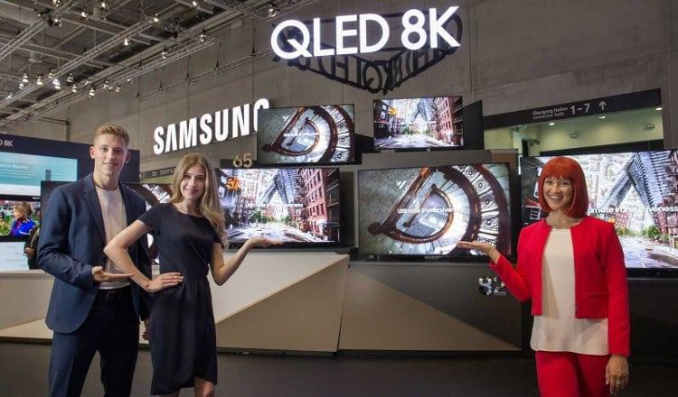 "Samsung QLED 8K TV 55"""