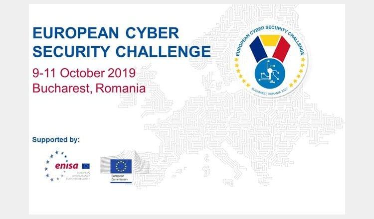 European Cyber Security Challenge 2019