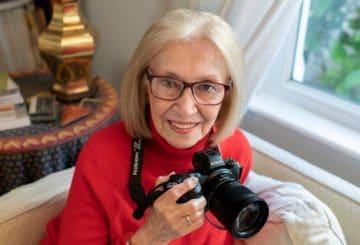Marilyn Stafford, Nikon