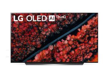 LG OLED65C9 review ελληνικά