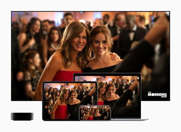 Το Apple TV+ διαθέσιμο στην Ελλάδα