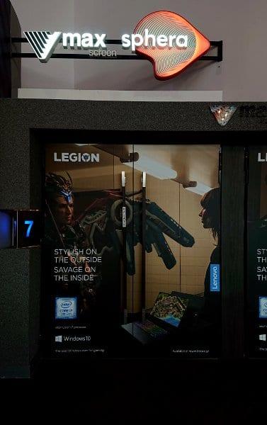 Legion by Lenovo: αποκλειστικός χορηγός της Vmax Sphera