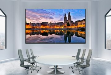 LG 130'' All-in-One LED display, σειρά LAAF